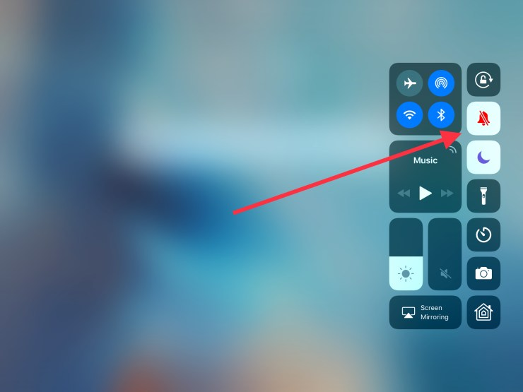 Fix no sound in iPad apps.
