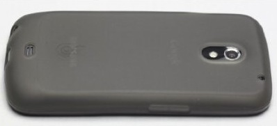 Diztronic Matte Black Galaxy Nexus Case