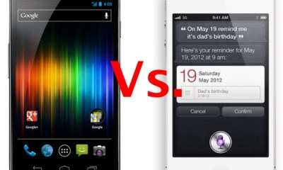 Galaxy Nexus Better than the iPhone 4S