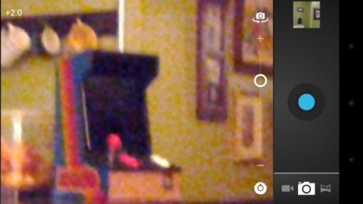Camera App - Zoom - Galaxy Nexus