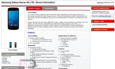 Galaxy Nexus Release Date Delay
