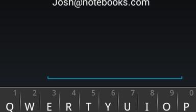 Galaxy Nexus lockscreen owner info