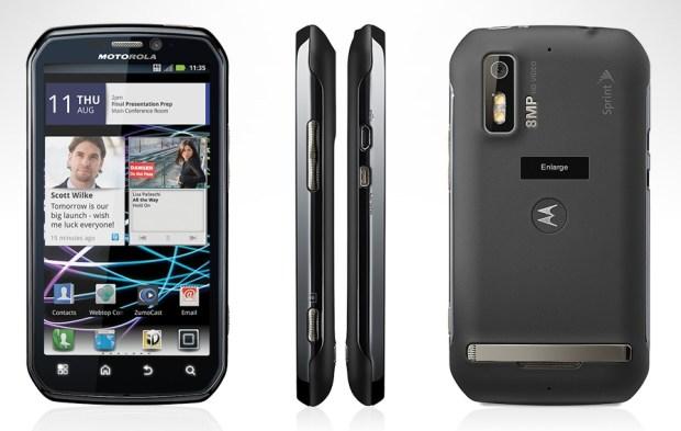 Motorola Photon 4G giveaway