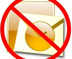 No Email For Sanity