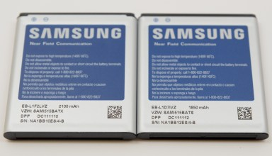 Galaxy Nexus Batteries