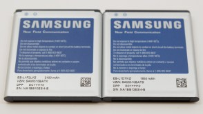 Galaxy Nexus Batteries