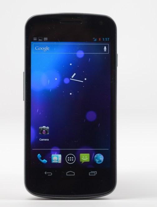 Galaxy Nexus 4G LTE on Verizon