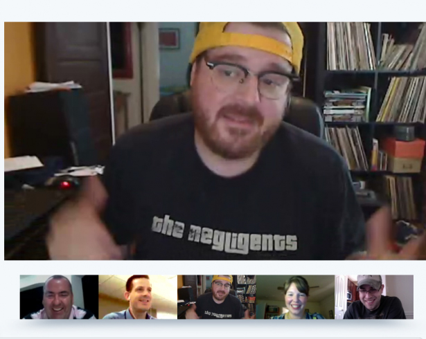 Google+ Hangouts - image credit: raven blog