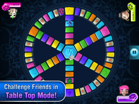 Trivial Pursuit Master Edition iPad App