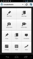 Dashboard - phones - WordPress 2.0