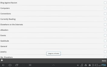 Categories - WordPress 2.0