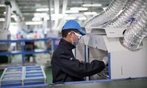 Apple Foxconn Worker