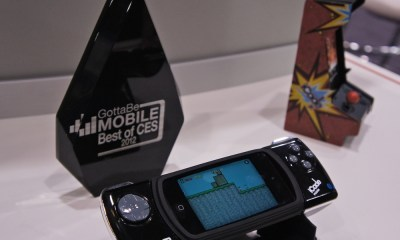 iCade Mobile iPhone gaming accessory