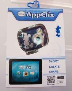 Disney AppClix Camera Mickey Mouse