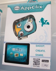 Disney AppClix Camera Phineas and Ferb