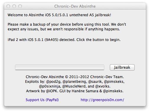 How to jailbreak the iPhone 4S