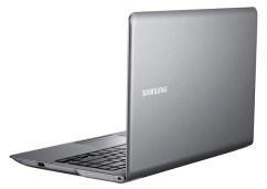 Samsung Series 5 Ultrabook back