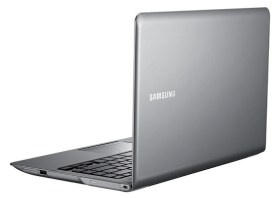 Samsung Series 5 Ultrabook back