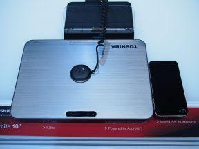 Toshiba Excite x10 Tablet CES 2012- 2