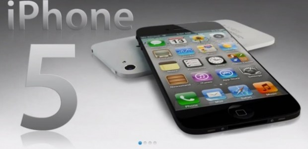 iPHone 5 mock up