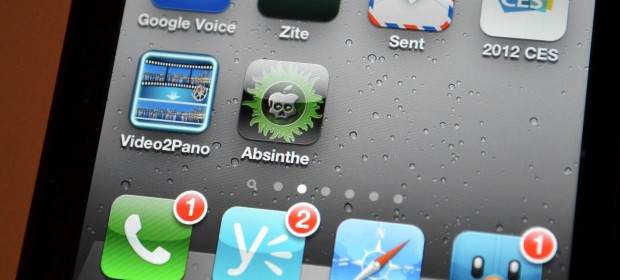 iPhone 4S Absinthe Jailbreak App