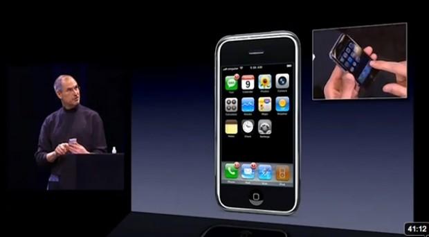 iPhone Announced