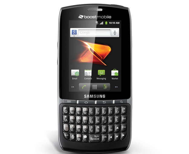 Samsung Replenish for Boost Mobile