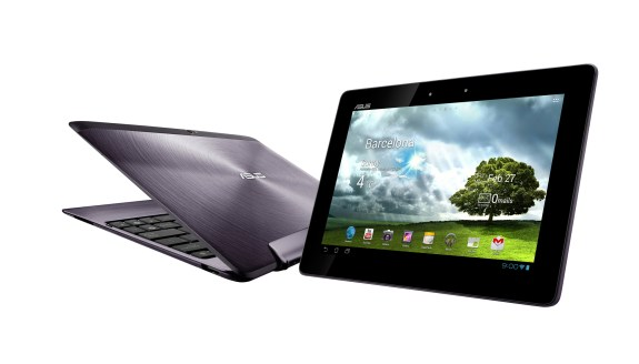 The Transformer Pad Infinity is the second Asus tablet to Android 4.2.