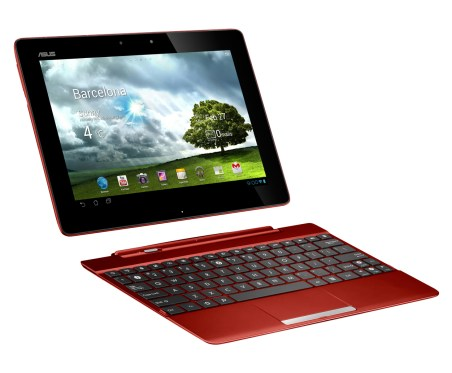 ASUS Transformer Pad_TF300_RED