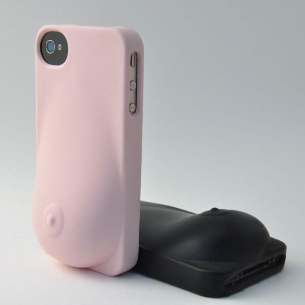 Breastie iPhone Case