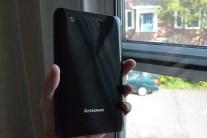 IdeaPad A1 Back