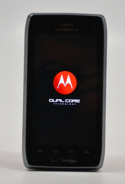 Droid 4 Review Display