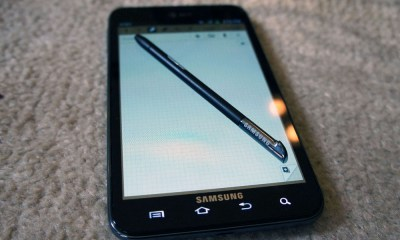 Galaxy Note with S Pen