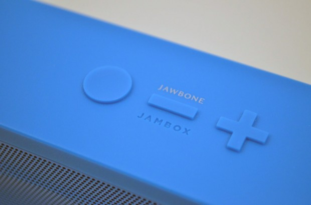 Jawbone Jambox Review - Buttons