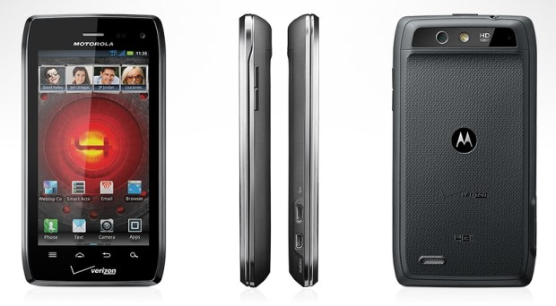 Motorola Droid 4 Verizon
