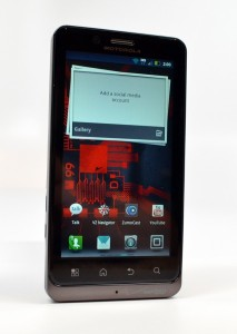 Motorola Droid Bionic Price Falls at Verizon
