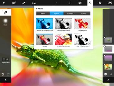 Photoshop Touch iPad 2