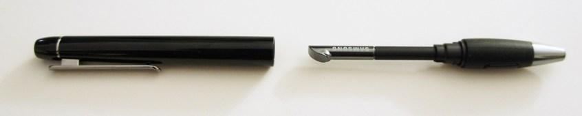 Galaxy S Pen Holder Open