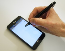 Samsung Galaxy Note and S Pen