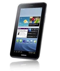 iPad 3 vs. Samsung Galaxy Tab 2