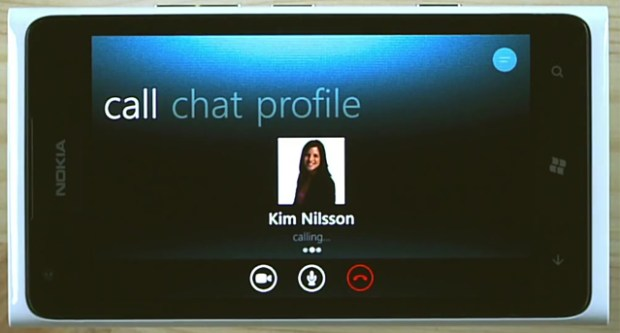 Skype for Windows Phone beta