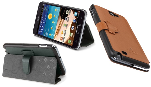 Stehen Series Faux Leather Case by SPIGEN SGP