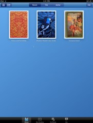 Bluefire Reader - Library