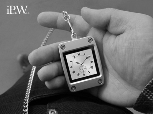 iPW - iPocketWatch for iPod nano