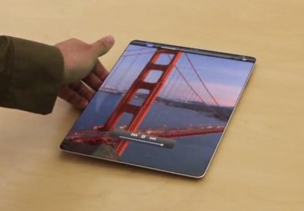 iPad 3 Concept Video