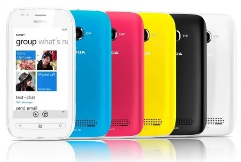 Nokia Says Its Lumia 710 Windows Phone Has Exceeded Expectations