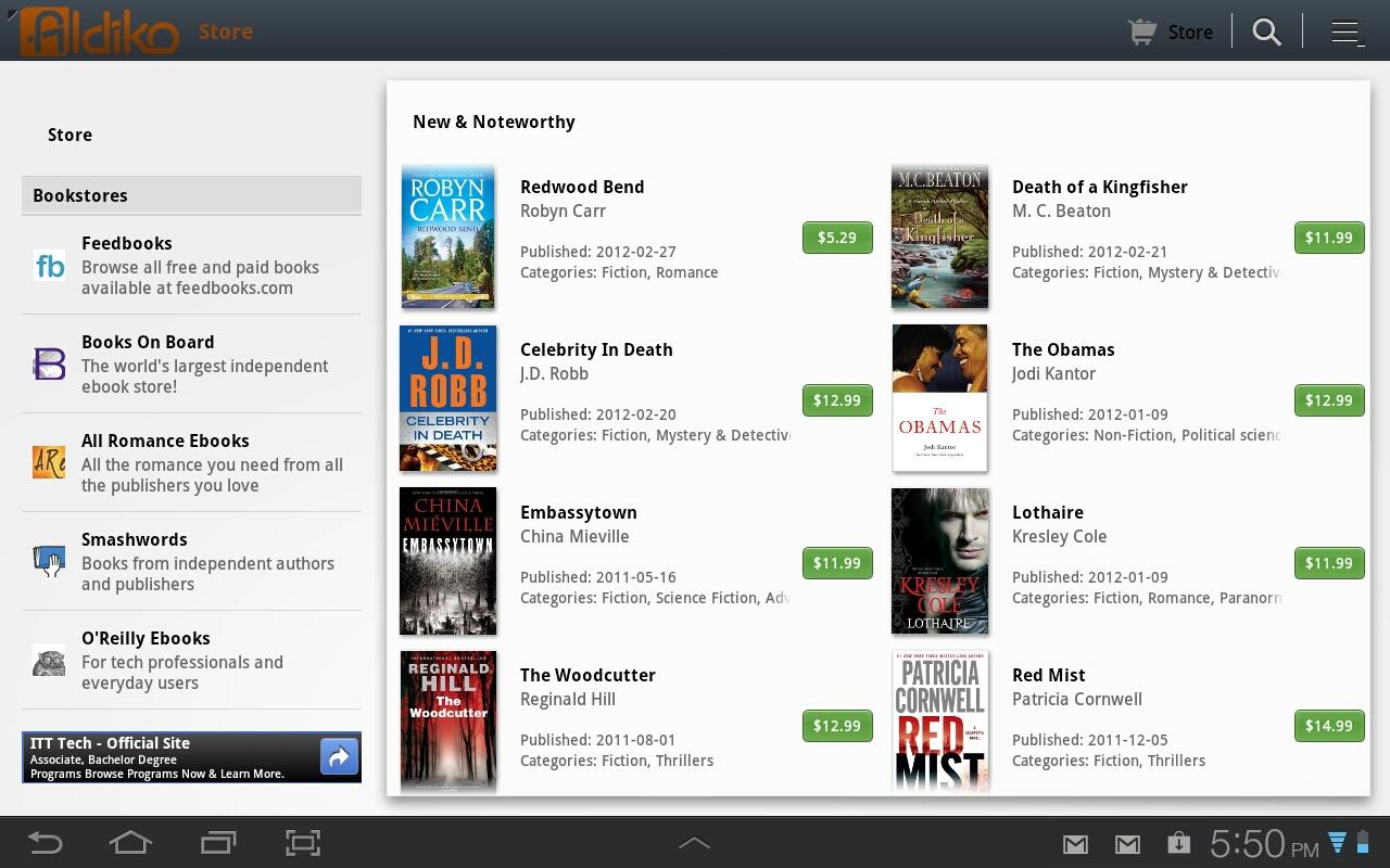 Aldiko 2 1: The Best Indie eReader App For Android Just Got