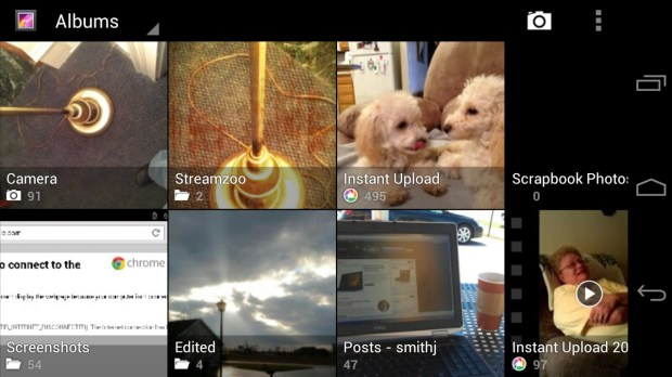 Android Apps access to Photos