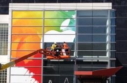 Apple Yerba Buena Center iPad 3 announcement