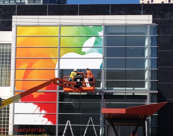 Apple Yerba Buena Center iPad 3 announcement